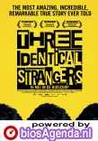 Three Identical Strangers poster, © 2018 Periscoop Film
