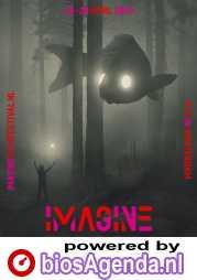 Imagine Film Festival 2019 poster, copyright in handen van productiestudio en/of distributeur