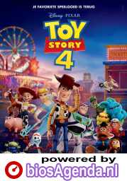 Toy Story 4 poster, © 2019 Walt Disney Pictures