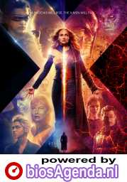 X-Men: Dark Phoenix poster, © 2019 20th Century Fox
