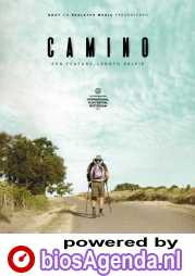 Camino, een feature-length selfie poster, © 2019 Periscoop Film
