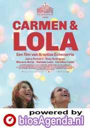 Carmen & Lola poster, © 2018 Cherry Pickers