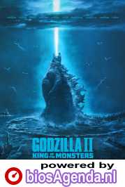 Godzilla: King of the Monsters poster, © 2019 Warner Bros.