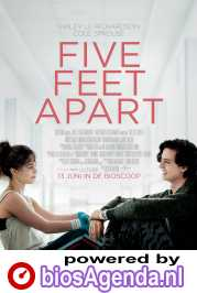 Five Feet Apart poster, © 2019 Universal Pictures International