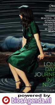 Long Day's Journey Into Night poster, © 2018 Eye Film Instituut
