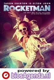 Rocketman poster, © 2019 Universal Pictures International