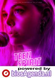 Teen Spirit poster, © 2018 The Searchers
