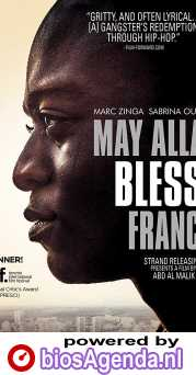 May Allah Bless France! poster, copyright in handen van productiestudio en/of distributeur