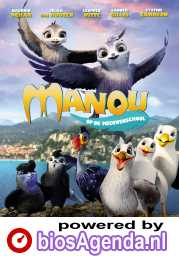 Manou the Swift poster, © 2019 Paradiso