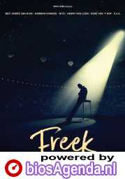 Freek poster, © 2019 Gusto Entertainment