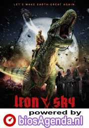 Iron Sky The Coming Race poster, © 2019 Splendid Film