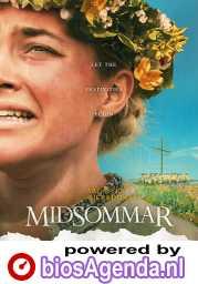 Midsommar poster, copyright in handen van productiestudio en/of distributeur