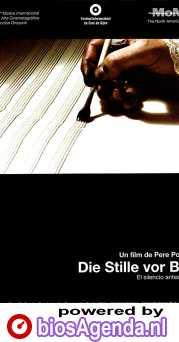 The Silence Before Bach poster, copyright in handen van productiestudio en/of distributeur