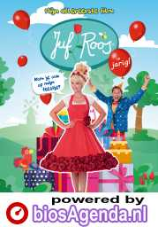 Juf Roos is Jarig poster, © 2019 Just Film Distribution
