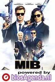Men in Black: International poster, © 2019 Universal Pictures International