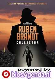 Ruben Brandt, Collector poster, © 2018 Periscoop Film