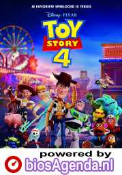 Toy story 4 (NL) poster, © 2019 Walt Disney Pictures