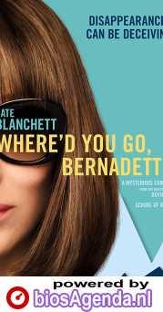 Where'd You Go, Bernadette poster, © 2019 WW entertainment