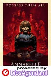 Annabelle Comes Home poster, © 2019 Warner Bros.