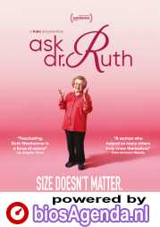 Ask Dr. Ruth poster, © 2019 Cherry Pickers