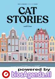 Cat Stories poster, © 2019 Amstelfilm