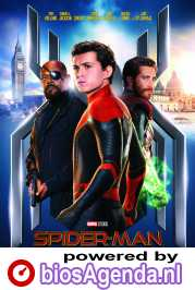 Spider-Man: Far From Home poster, © 2019 Universal Pictures International
