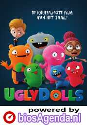 UglyDolls poster, © 2019 The Searchers