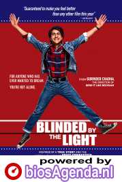 Blinded by the Light poster, © 2019 Warner Bros.