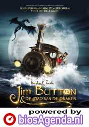 Jim Button and the Dragon of Wisdom poster, © 2020 Just Film Distribution