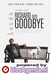 Richard Says Goodbye poster, © 2018 Dutch FilmWorks
