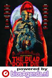 The Dead Don't Die poster, © 2019 Universal Pictures International