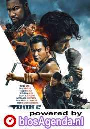 Triple Threat poster, © 2019 Dutch FilmWorks