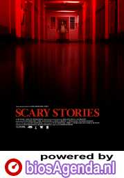 Scary Stories to Tell in the Dark poster, © 2019 WW entertainment