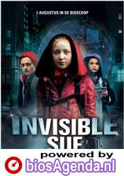 Invisible Sue poster, © 2018 In the air