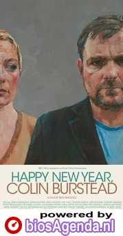 Happy New Year, Colin Burstead poster, copyright in handen van productiestudio en/of distributeur