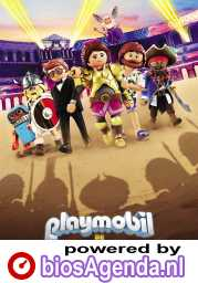 Playmobil: The Movie poster, © 2019 Independent Films
