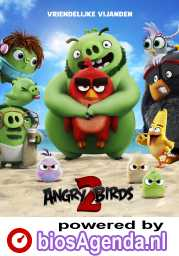 The Angry Birds Movie 2 poster, © 2019 Universal Pictures International