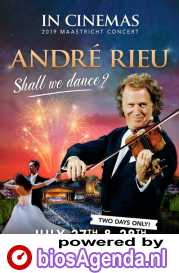 Andre Rieu's 2019 Maastricht Concert - Shall We Dance? poster, copyright in handen van productiestudio en/of distributeur