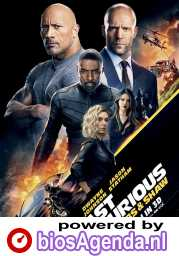 Fast & Furious: Hobbs & Shaw poster, © 2019 Universal Pictures International