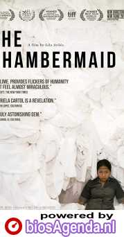 The Chambermaid poster, copyright in handen van productiestudio en/of distributeur