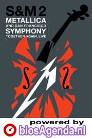 Metallica & San Francisco Symphony S&M2 poster, copyright in handen van productiestudio en/of distributeur