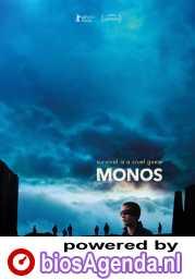 Monos poster, © 2019 Gusto Entertainment