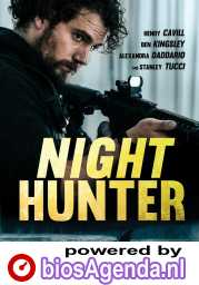 Night Hunter poster, © 2018 Gusto Entertainment