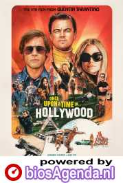 Once Upon a Time ... in Hollywood poster, © 2019 Universal Pictures International