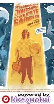 The Extraordinary Journey of Celeste Garcia poster, copyright in handen van productiestudio en/of distributeur