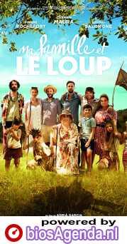 My Family and the Wolf poster, copyright in handen van productiestudio en/of distributeur
