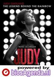 Judy poster, copyright in handen van productiestudio en/of distributeur