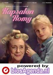 Kapsalon Romy poster, © 2019 Cinemien