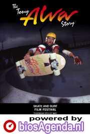 The Tony Alva Story poster, copyright in handen van productiestudio en/of distributeur