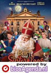 De Brief voor Sinterklaas poster, © 2019 Paradiso